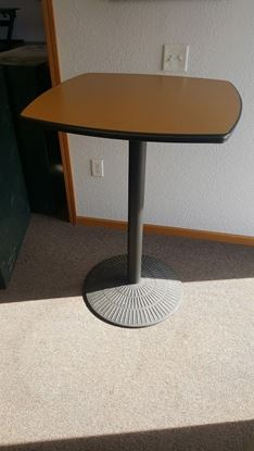 "Picture of Cafe/Bar Height 30"" table"