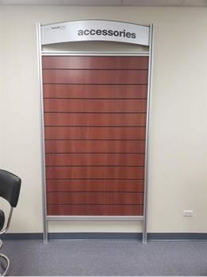 Picture of Slat wall