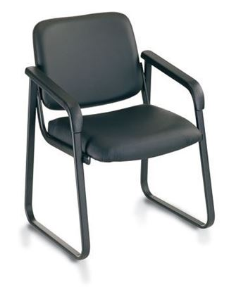 Picture of Premiera Sled Base Guest with Arms Chair