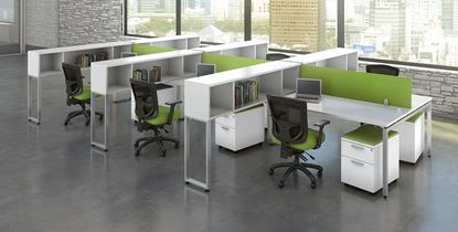 Picture of 6 Person Workstation