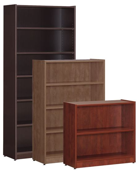Picture of Premiera Laminate Bookcases