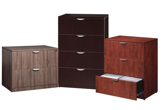 Picture of Premiera Laminate Lateral Files
