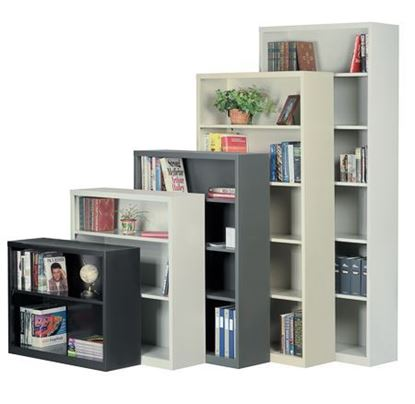 Picture of Sandusky LEE® Metal Bookcases