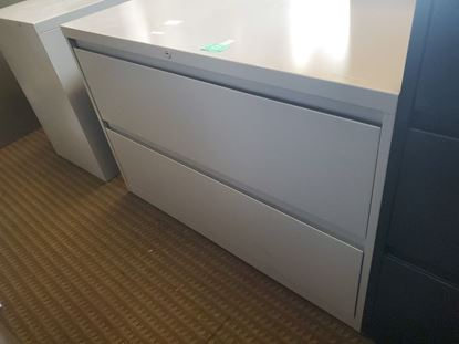 "Picture of Steelcase 42"" 2dr. Lateral"