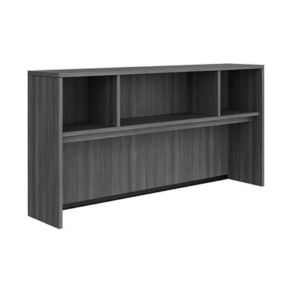 Picture of OfficeSource®  OS Laminate Collection Open Hutch w/door options