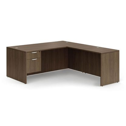 Picture of OfficeSource®  OS Laminate Collection L Desk Packages